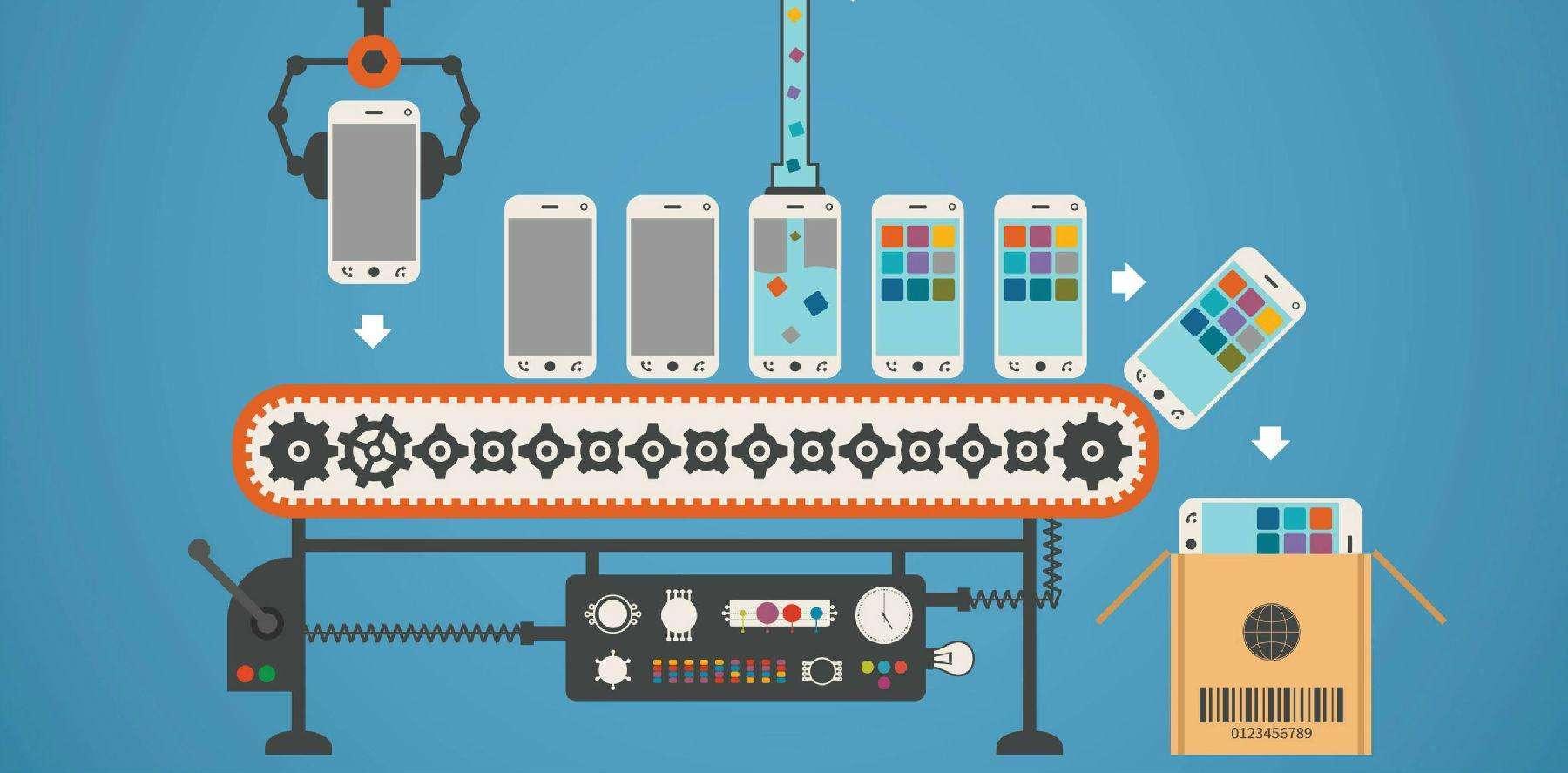 开发小程序为何能够给线下的实体企业和商家带来流量
